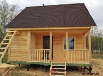 Построен дом в Зарайске