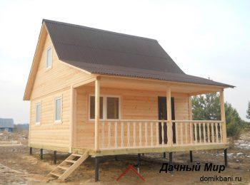Построили дом в Егорьевске