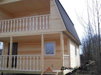 Строительство дома в Чехове