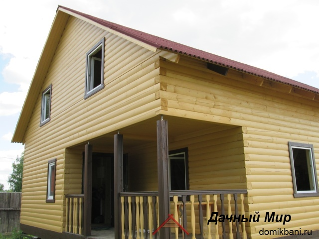 фото дома для сезонного проживания