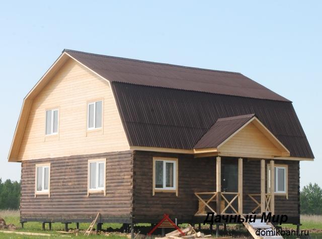 Строительство дома в Мытищах