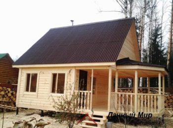 Построен дом в Химках