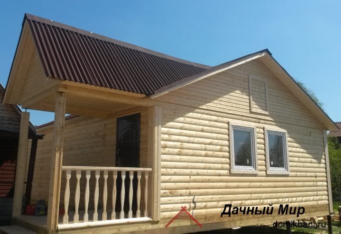 Строительство дома в Ивантеевке