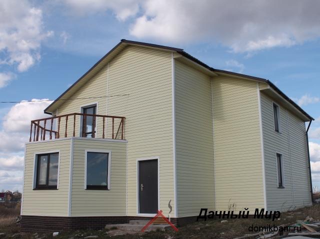 Каркасный дом в Калуге