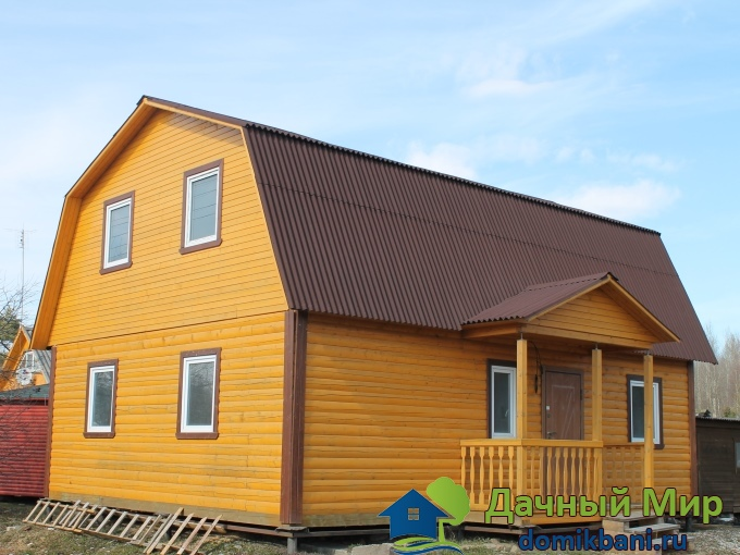 Дом за 700 тысяч рублей