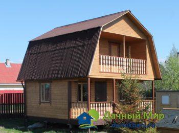 Дачный дом в Рузском районе