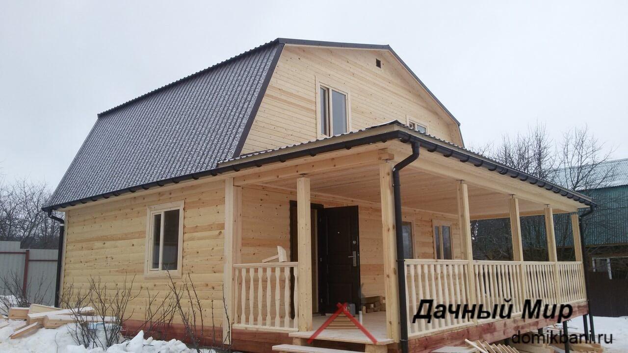 Строительство Бани в Калуге