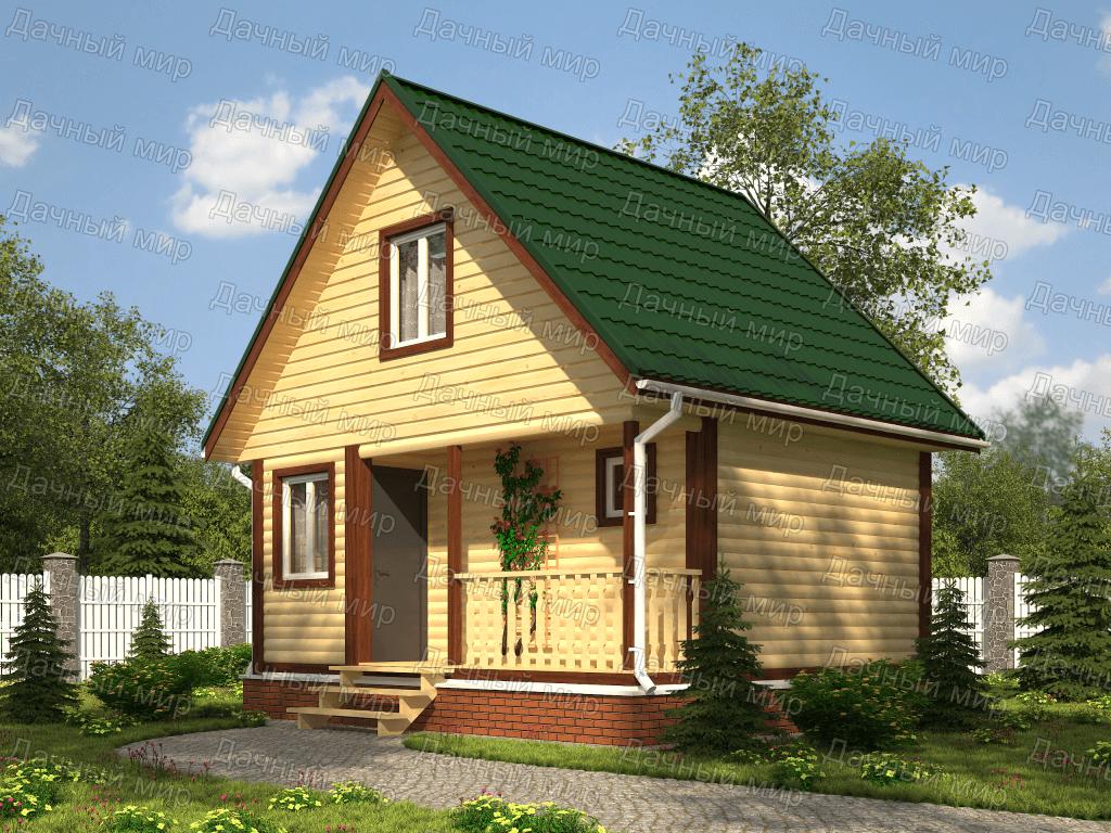 Проект дома-бани из оцилиндрованного бревна №142 - дом-баня из ... | 768x1024